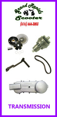 Scooter Moped Transmission Parts