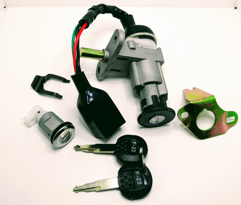 Ignition - Bintelli Scorch Ignition Set > Part#35010-F22-9000-A/B-J