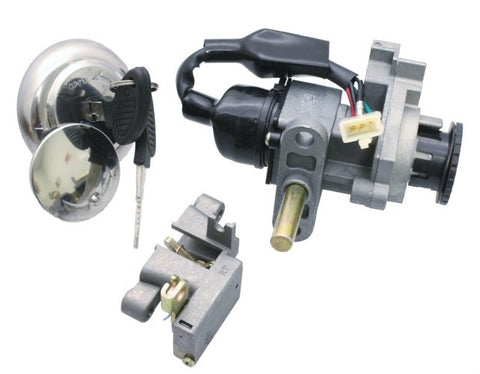 Ignition Switch - ZNEN ZN50QT-20 Lance Venice Ignition Switch > Part#121GRS20