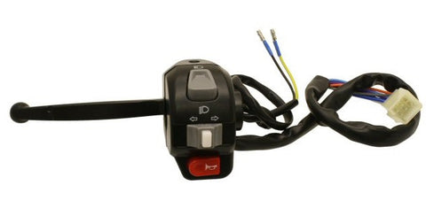 Switch - Left Handlebar Switch > Part#134GRS24