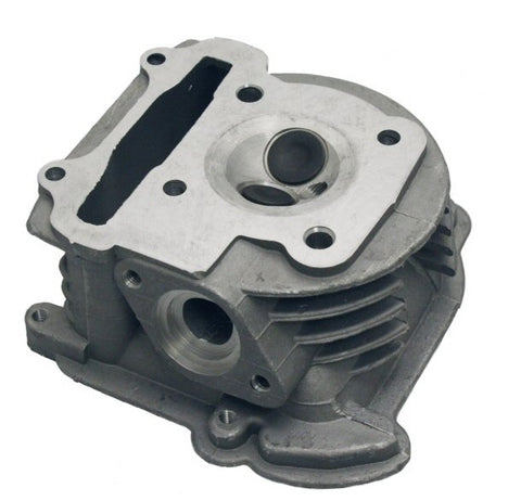 Big Bore Head - Universal Parts 50mm QMB139 Complete Non Emissions Cylinder Head 64mm Valves > Part#151GRS265