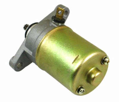 Starter Motor QMB139 GY6 49cc for WOLF JET 50 > Part #151GRS207