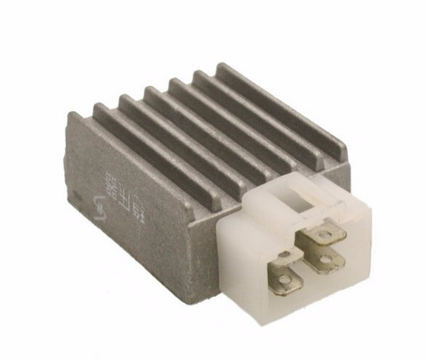 Regulator - QMB139 Rectifier/Regulator, 50cc 4-stroke for BINTELLI SCORCH 50 > Part#151GRS67