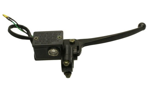 Brake - Brake Lever/Master Cylinder Assembly > Part#159GRS30