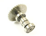 Camshaft - Performance Camshaft Hoca QMB139 50cc for WOLF LUCKY 50 > Part #169GRS105