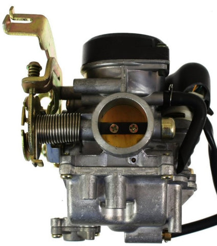 Carburetor - Hoca QMB139 Performance CVK Carburetor > Part#169GRS276