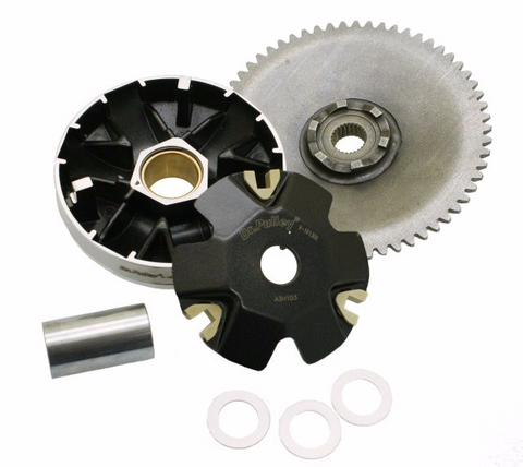 Variator Kit Dr. Pulley - High Performance QMB139 for BINTELLI SCORCH 50 > Part #169GRS266