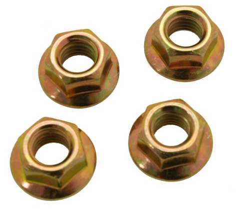 Nuts - M8x1.25 Nuts-Set of 4 for TAO TAO GTS 50 > Part #175GRS43