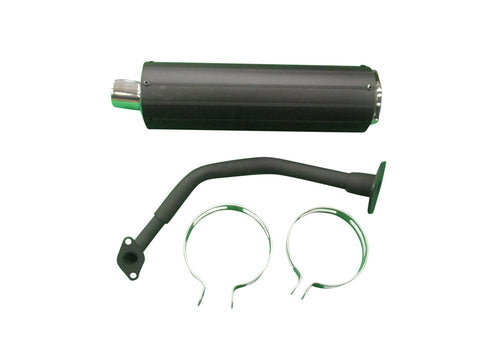 Muffler - Bintelli Scorch 150 Muffler Assembly (L5Y) > Part#1830A-B08-E000