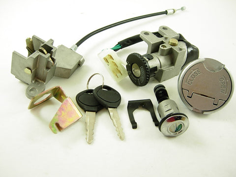 Ignition Switch - Ignition/Key Switch > Part #E-ATM-50-A1-IGN-KEY-SWITCH