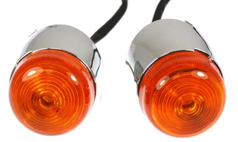 Light Bulb - Front Turn Signal Blinker Set Retro > Part #171GRS11