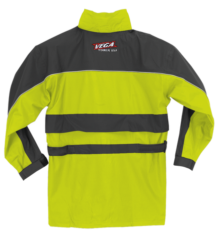 Rain Jacket - Hi-Vis Yellow > Part #V1800-510