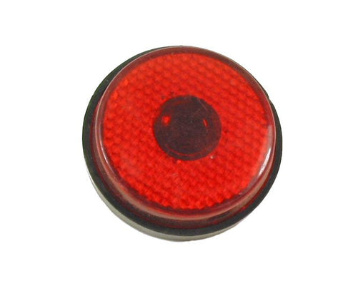 Reflector Round, Red > Part #138GRS16