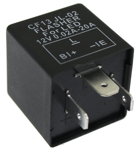 LED Turn Signal Relay > Part #138GRS110