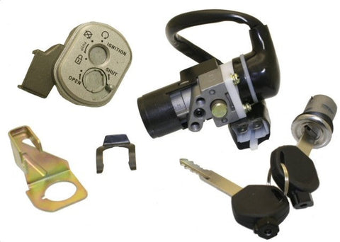 Ignition Switch - ZNEN ZN50QT-51 Honey Ignition Switch > Part#121GRS15
