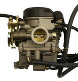 Carburetor - QMB139 50cc 4-stroke Carburetor, 21mm Intake > Part#151GRS264