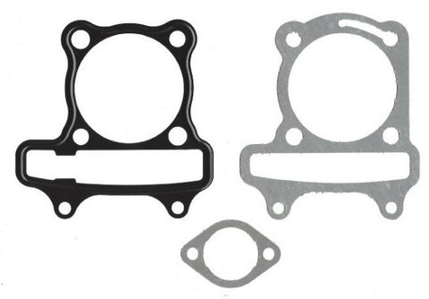 Gasket - Universal Parts GY6 150cc 57.4mm Cylinder Head Gasket Kit > Part#164GRS322