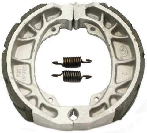 Brake - Hoca 105mm QMB139 Brake Shoes > Part#169GRS321
