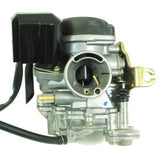 Carburetor, Type-2 4-stroke QMB139 50cc for BINTELLI BEAST 50 > Part #151GRS222