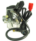 Carburetor - QMB139 50cc 4-stroke Carburetor, Type-1 TAO TAO NEW SPEEDY 50>Part #151GRS29