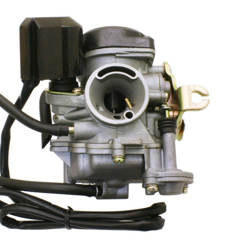 Carburetor - QMB139 50cc 4-stroke Carburetor, Type-4 > Part #151GRS233