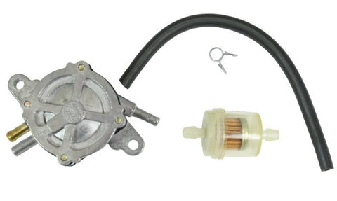Fuel Pump - 50cc-150cc Vacuum Operated Fuel Pump > Part #129GRS32