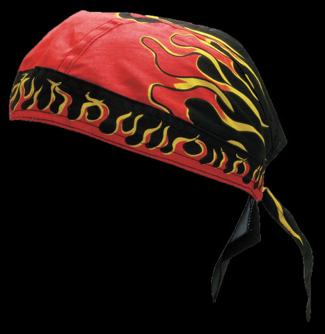 Head Wrap - Flame Style Head Wrap > Part #V-HEAD-WRAP-FLAME