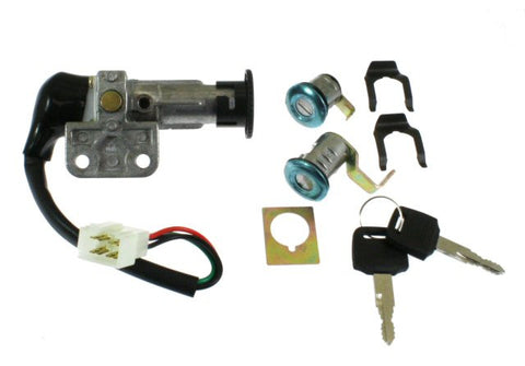 Ignition Switch - Key Switch and Lock Set > Part #100GRS144