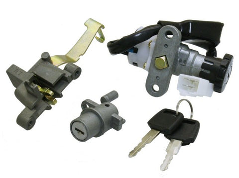 Ignition Switch - QT-50 Ignition Switch - 4 Pin Male Plug > Part #151GRS263