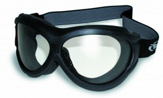 Riding Glasses - Big Ben A/F Style Riding Glasses with Clear Lenses > Part #GL-BEN-A/F-CLR