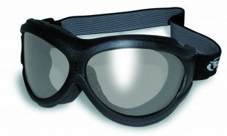 Riding Glasses - Big Ben A/F Style Riding Glasses with Smoke Lenses > Part #GL-BEN-A/F-SMOKE