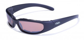 Riding Glasses - Chicago Style Riding Glasses with Driving Lenses > Part #GL-CHI-DRIVE