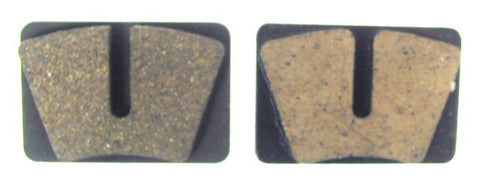 Brake Pads - Square Disc Brake Pads > Part #110GRS12