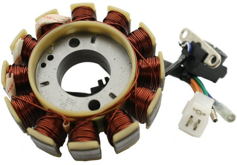 Stator - GY6 12 Coil Stator - DC > Part #164GRS291