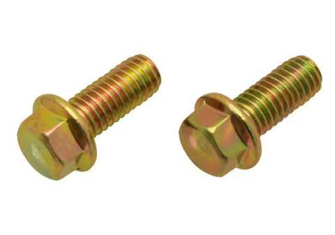 Bolt - Bolts M6-1.00 x 14 - Set of 2 for WOLF CF50 > Part #175GRS40