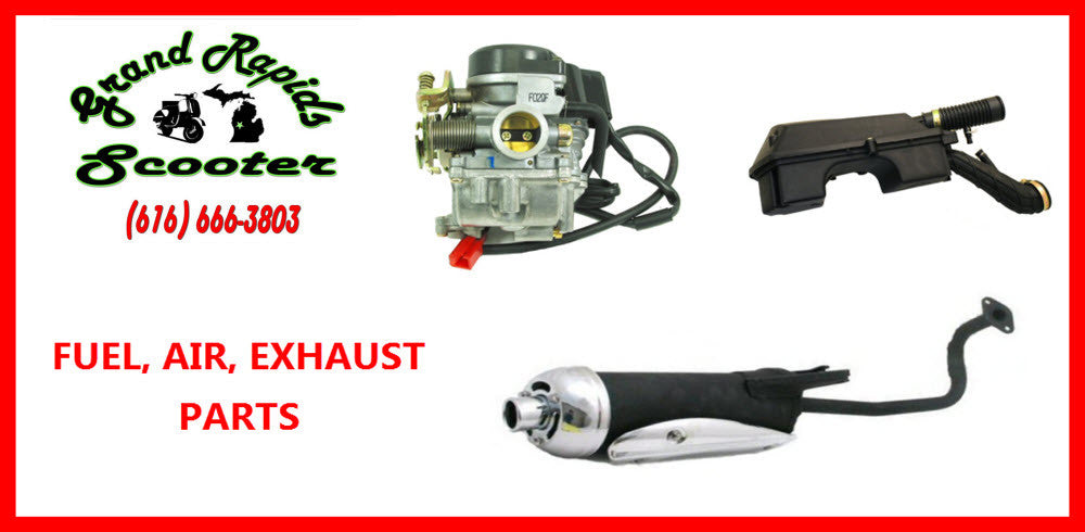 Fuel Air Exhaust Parts