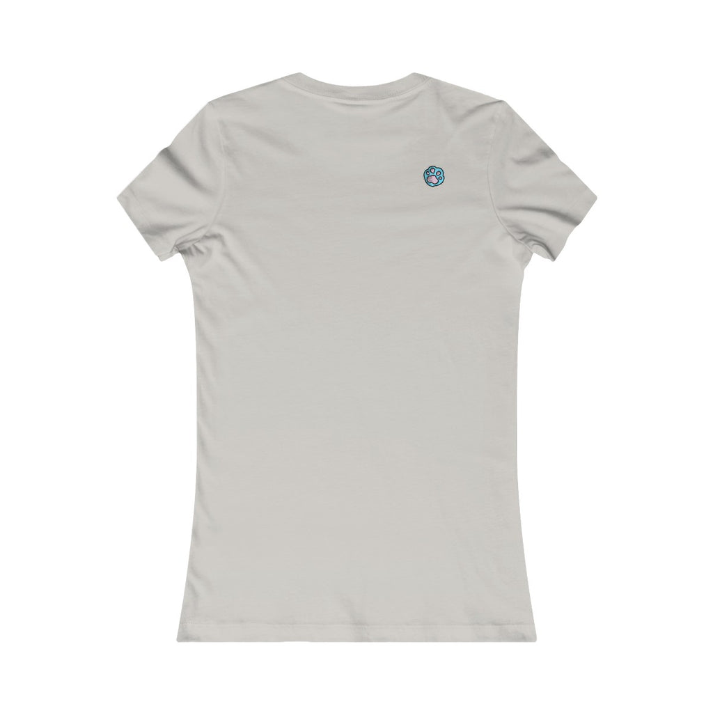 Junko Model Front Side Logo Women's Favorite Tee 2