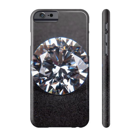 Diamond Portrait Phone Case Slim iPhone 6S, Phone Case - PeakGems.com, PeakGems.com - 2
