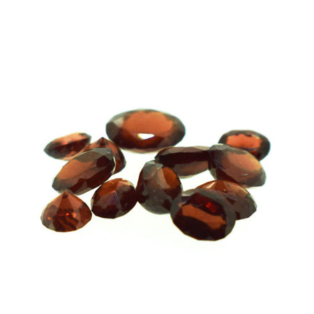 10 cts Natural Almandite Garnet Lot , Natural Gemstone - PeakGems.com, PeakGems.com - 1