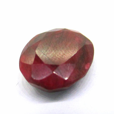 8.52 ct Natural Opaque Ruby , Natural Gemstone - PeakGems.com, PeakGems.com - 2