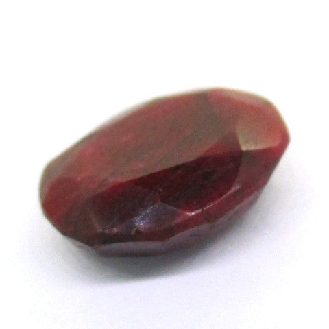8.52 ct Natural Opaque Ruby , Natural Gemstone - PeakGems.com, PeakGems.com - 4