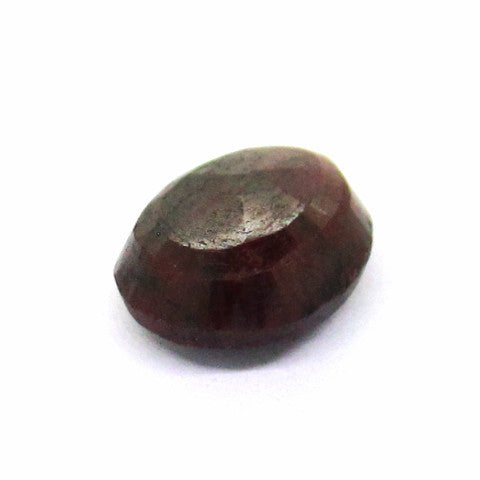 9.39 ct Natural Opaque Ruby , Natural Gemstone - PeakGems.com, PeakGems.com - 4