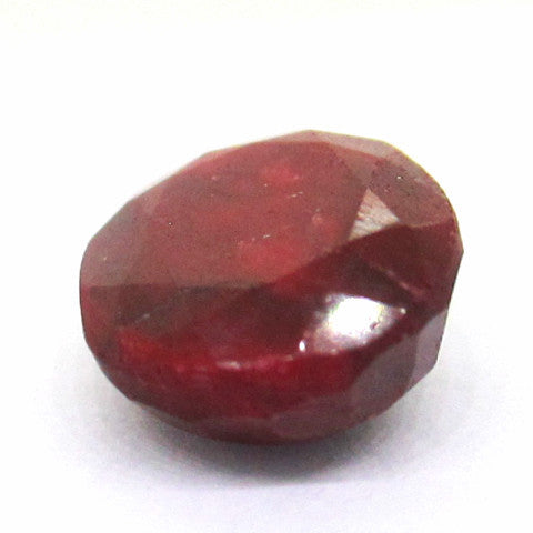 12.67 ct Natural Opaque Ruby , Natural Gemstone - PeakGems.com, PeakGems.com - 1