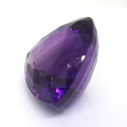 10.57 ct Natural Amethyst , Natural Gemstone - PeakGems.com, PeakGems.com - 1
