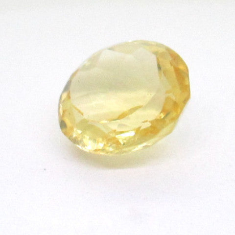 4.14 ct Natural Citrine , Natural Gemstone - PeakGems.com, PeakGems.com - 2