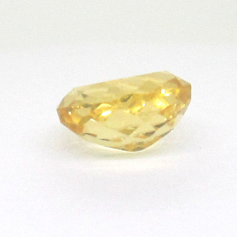 4.14 ct Natural Citrine , Natural Gemstone - PeakGems.com, PeakGems.com - 3