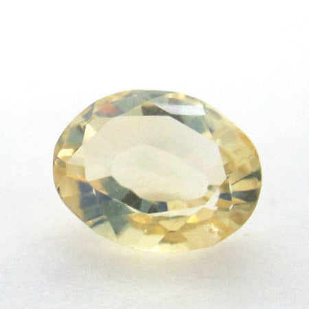 4.21 ct Natural Citrine , Natural Gemstone - PeakGems.com, PeakGems.com - 1