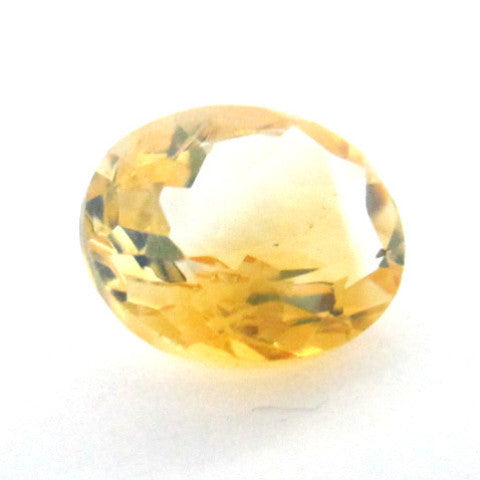 4.32 ct Natural Citrine , Natural Gemstone - PeakGems.com, PeakGems.com - 1