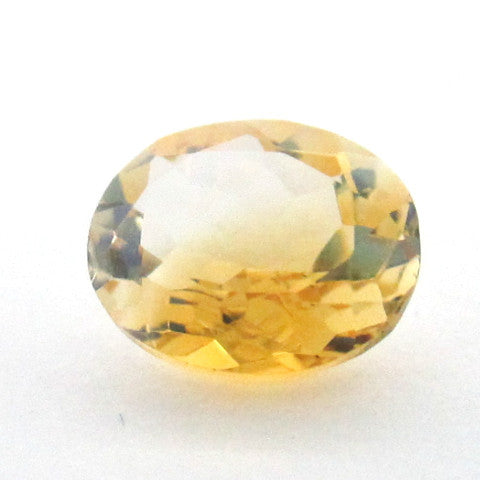 4.32 ct Natural Citrine , Natural Gemstone - PeakGems.com, PeakGems.com - 2