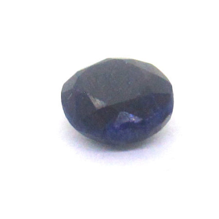 4.44 ct Natural Opaque Blue Sapphire , Natural Gemstone - PeakGems.com, PeakGems.com - 2